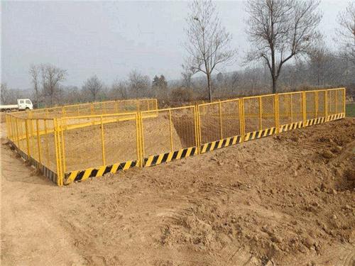 15KG临边作业的防护栏杆厂