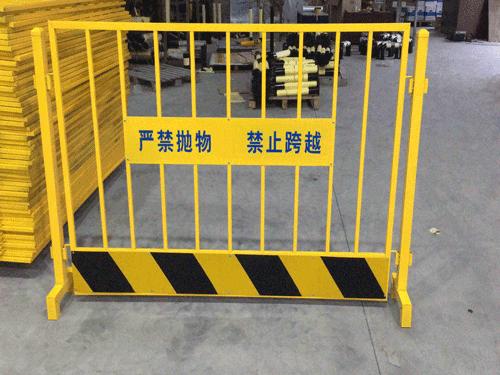 15KG临边作业的防护栏杆价格